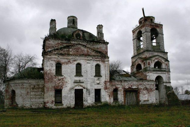 Заставка для - Храм Успения Пресвятой Богородицы Муромской епархии Русской Православной Церкви
